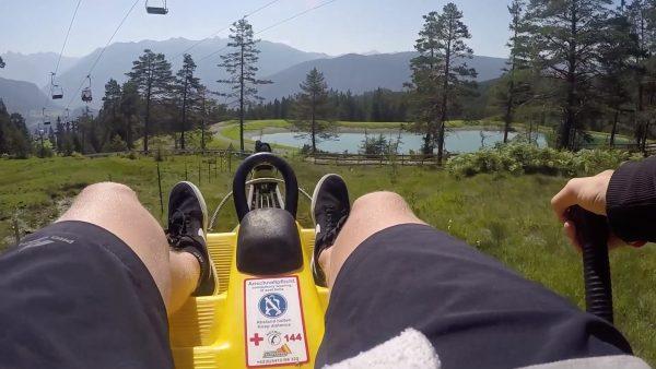 Mit dem Alpine Coaster in den Sommer