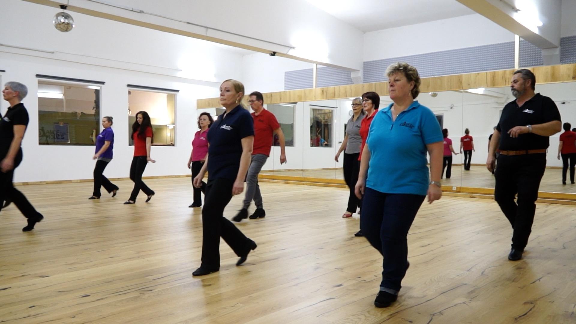 Der erfolgreichste Line Dance Verein Österreichs