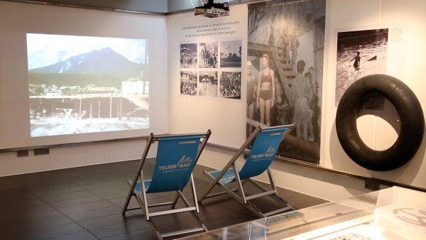 90 Jahre Telfer Schwimmbäder