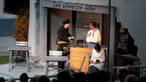 Premiere Tiroler Volksschauspiele