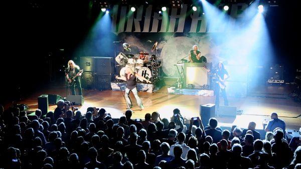 Uriah Heep rockt Telfs