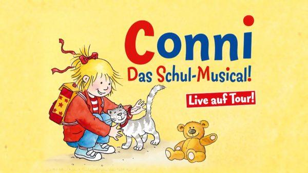 """Gewinnspiel """"Conni - Das Schulmusical"""""""