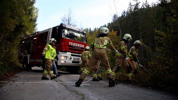 Katastrophenalarm in ganz Tirol
