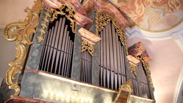 Allerhand aus'm Tyroler Land: Mauracher Orgel