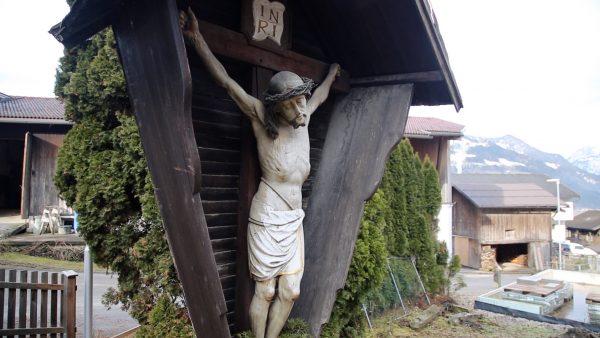 Allerhand aus'm Tyroler Land: Kreuze mit Geschichte