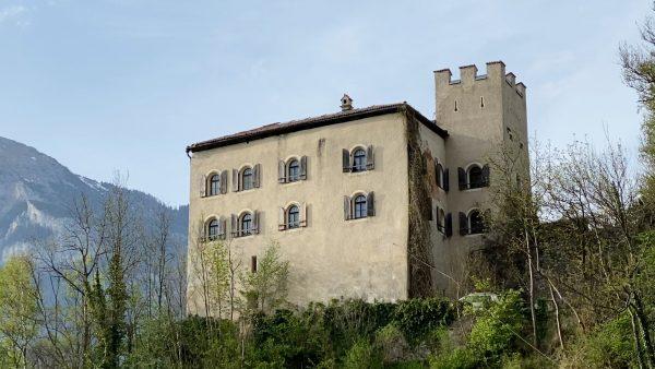 Allerhand aus'm Tyroler Land: Ruine Kropfsberg