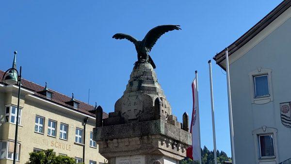 Allerhand aus'm Tyroler Land: Kriegerdenkmäler