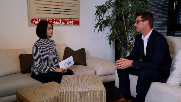 Tirol im Gespräch: Bürgermeister Härting aus Telfs