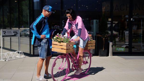 Michi und Andi starten in die Fahrradsaison
