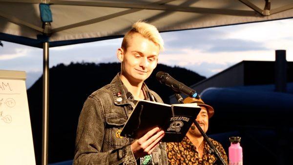 4. Telfer Poetry Slam