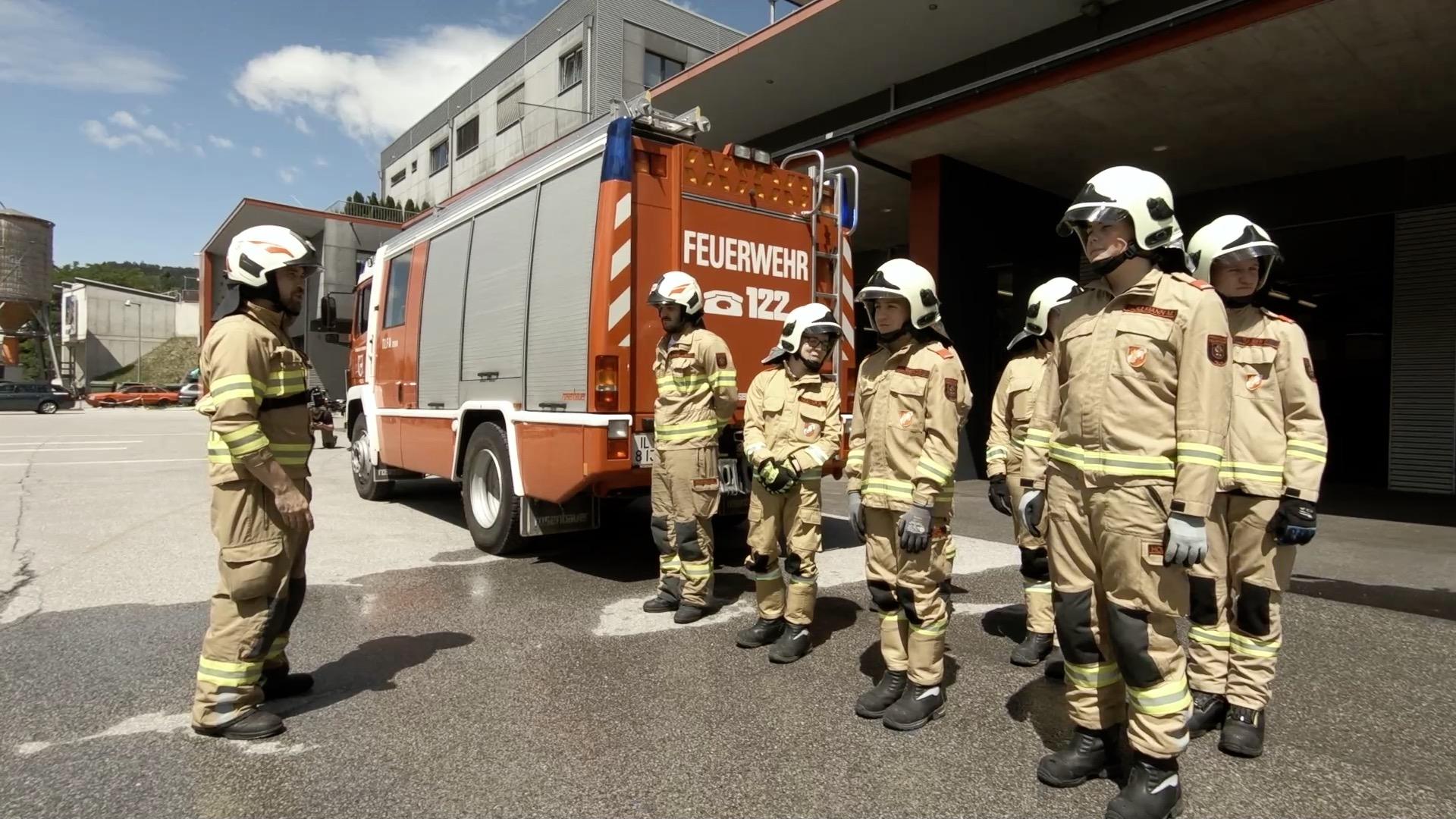 Feuerwehrjugend Telfs