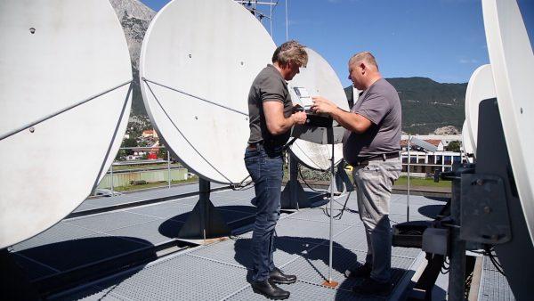 Technische Neuerungen bei den Gemeindewerke Telfs