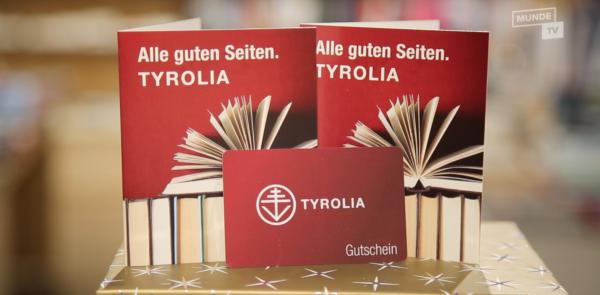 Gewinnspiel Inntalcenter Telfs - Tyrolia