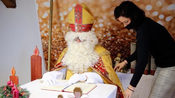 Videobotschaft vom Hl. Nikolaus