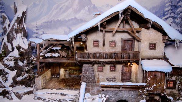 Allerhand aus'm Tyroler Land: Kripperlbauer Hannes Riml