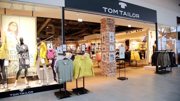 Gewinnspiel Inntalcenter Telfs - Tom Tailor