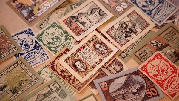Allerhand aus'm Tyroler Land: Notgeld