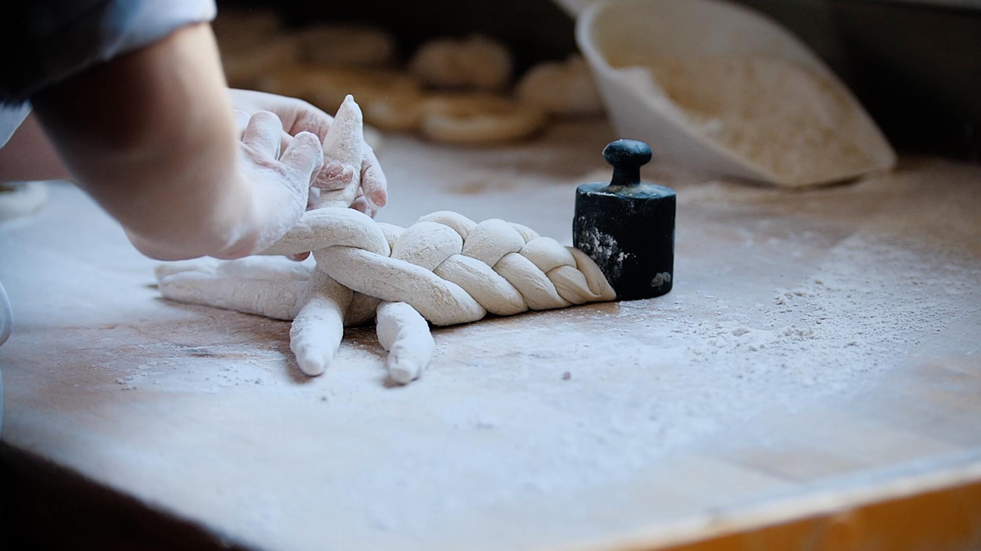 Lehre als Bäcker