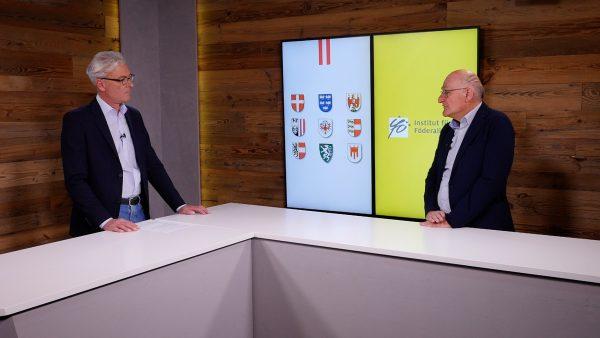 Tirol im Gespräch: Peter Bussjäger