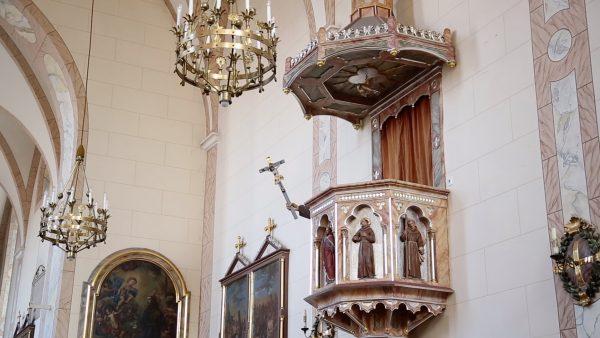 Allerhand aus'm Tyroler Land: Franziskanerkirche in Telfs