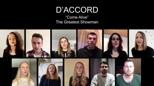 D'Accord singt wieder gemeinsam