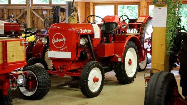 Allerhand aus'm Tyroler Land: Traktormuseum Achensee