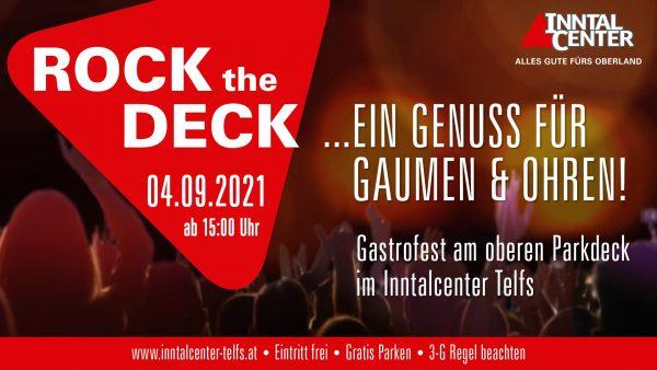 Gewinnspiel: Rock the Deck
