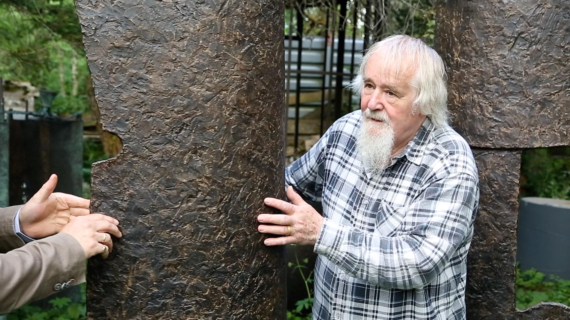 Vom Holz zur Bronze - Richard Agreiter erzählt aus seinem Leben