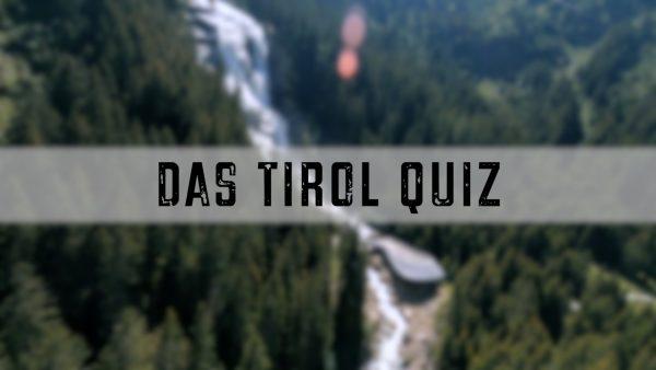 Das Tirol Quiz